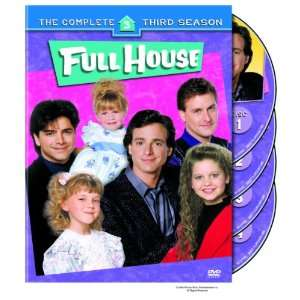 Full House: The Complete Third Season: Bob Saget, John
