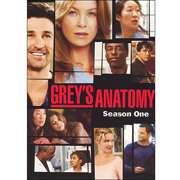 Greys Anatomy Season One (Widescreen) Greys Anatomy Season One