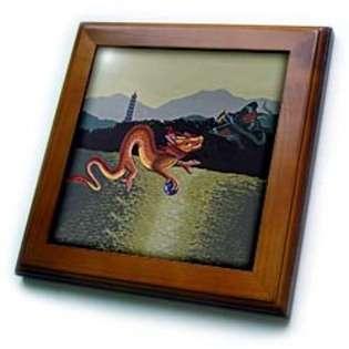 Success   Framed Tiles  3dRose LLC For the Home Wall Decor Art