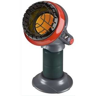 Mr. Heater Little Buddy Portable Propane Heater