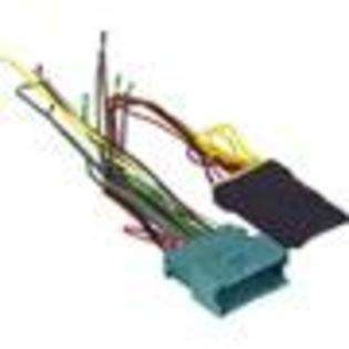 METRA XSVI 9003 VOLKSWAGON VW RADIO INSTALL 12V WIRE HARNESS at