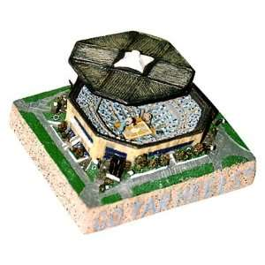 Dean Smith Center Stadium Replica (North Carolina UNC Tar