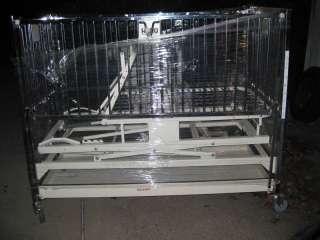 Stainless Steel Crib HI LOW Hard Manufacturing L@@K