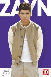 One Direction Zayn Colour Print at AllPosters