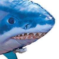Air Swimmers eXtreme Radio Control Giant Flying Shark   Toys R Us