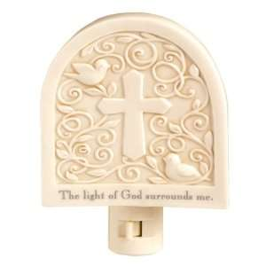 Night Light For Children The Light Of God Surrounds Me