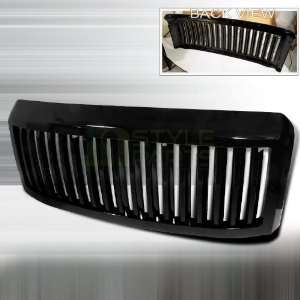 2008 2011 Ford F250 Vertical Grill Black: Automotive