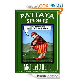 Pattaya Sports (Pattaya Adult Cartoons): Michael J. Baird: