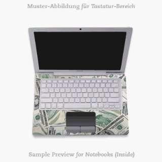 Tastatur (Inlay)   Mr. Franklin Laptop Notebook Decal Skin Sticker