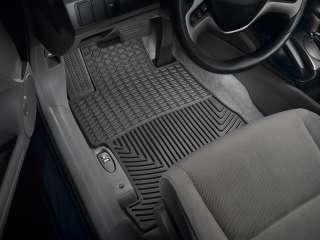 WeatherTech® All Weather Floor Mats   2006 2011   Honda Civic   Black