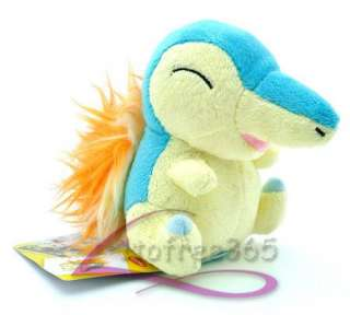 New Pokemon CNYDAQUIL 5 Soft Plush Toy Doll PC1093