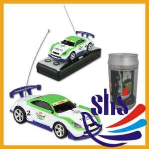 New Coke Can Mini RC Radio Remote Control Racing Car