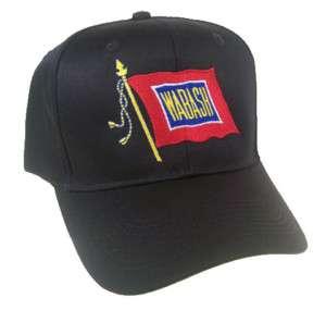 Wabash Railroad Embroidered Cap Hat #40 0055