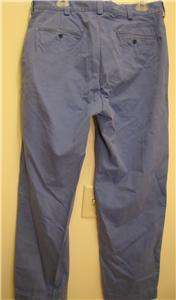 NEW POLO RALPH LAUREN Mens Pants Big Pony 36 40 NWT Blu