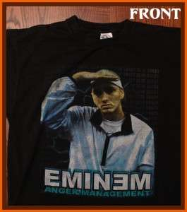 Eminem Anger Managment Rap Hip Hop Tour T Shirt L