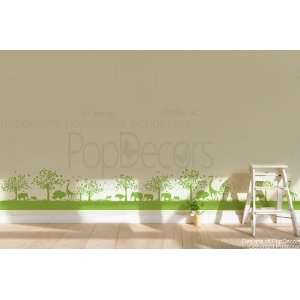 nursery playroom vinyl wall art decals stickers murals