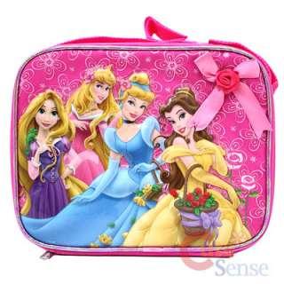Disney Princess Rapunzel School Lunch Bag DJ 1