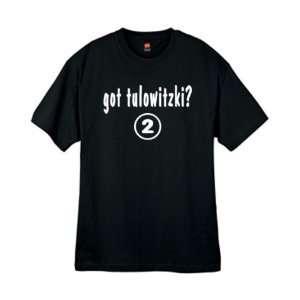 Mens Got Tulowitzki ? Black T Shirt Size Small  Sports