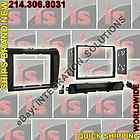 7504   2004 2009 MAZDA 3 RADIO/STEREO DOUBLE DIN DASH INSTALL FIT KIT