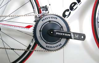 CERVELO S2 FULL CARBON SRAM ROAD BIKE FSA ROTOR RACE BICYCLE TT TRI CX