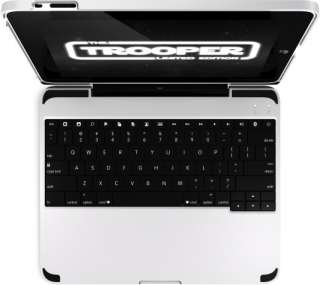TROOPER KEYBOARD LE FOR THE APPLE IPAD 2 CASE NEW NEW NEW