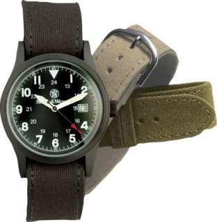 Smith & Wesson Military Tactical Watch Gift Set Special Forces Police
