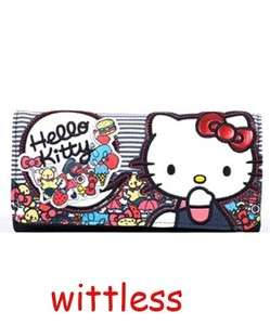 NEW Loungefly HELLO KITTY Gummy Bears WALLET SANRIO