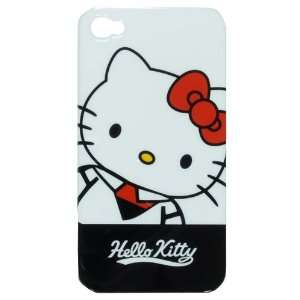 iPhone 4 Cover Hello Kitty White And Black With Red Box