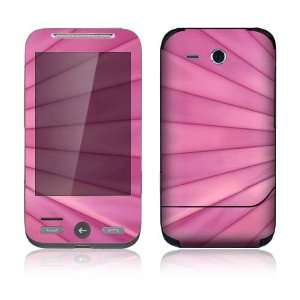 Pink Lines Decorative Skin Decal Sticker for HTC Freestyle