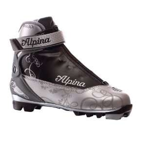 Alpina Womens Eve 30T Nordic Cross Country Ski Boots for