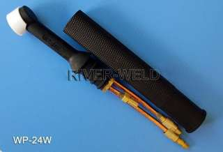 WP 24W WELDING TORCH BODY TORCH HEAD 180A WATER COOLED