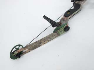 Bear Odyssey II Compound Bow RH 22/50