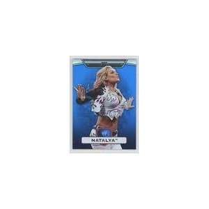 : 2010 Topps Platinum WWE Blue #68   Natalya/199: Sports Collectibles