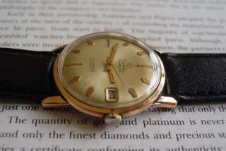 SANDOZ 25 JEWELS AUTOMATIC VINTAGE MENS WRIST WATCH