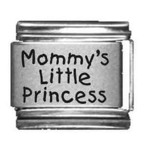 Mommys Little Princess Italian Charm Jewelry
