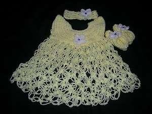 Crochet Baby Dress Abigail Written By Teresa Richardson ...