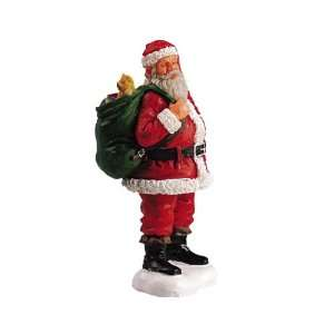 Lemax Christmas Village Collection Santa Claus Figurine