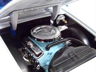 1969 PONTIAC FIREBIRD TRANS AM WHITE 118 DIECAST MODEL