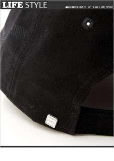 Brand New PUMA Dean Baseball Cap / Hat (84291301) Black in Asian Size