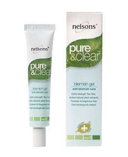 Nelsons Pure and Clear Anti Blemish Treatment Gel   Boots