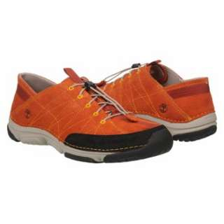 Mens Timberland Front Country Lite Moc Orange Shoes