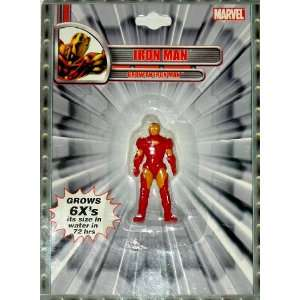 Iron Man Grow an Iron Man Toys & Games