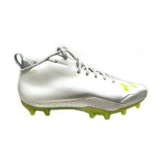 Womens UA Contender IV Mid Cut Molded Lacrosse Cleats Cleat by Under