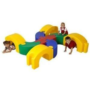 Around Thru Spaces, Indoor or Outdoor Play Units Toys & Games