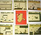 Super Mario Land   STICKER   Nintendo Game Boy 1992 Artikel im WormTV