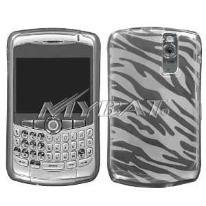 Blackberry Curve 8300/8310/8320/8330 Smoke Zebra Skin Candy Skin Cover