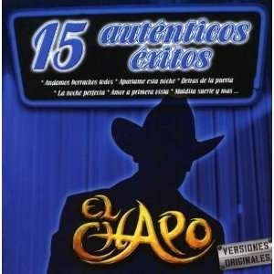 15 Autenticos Exitos Chapo Music