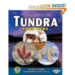 Early Bird: Tundra Food Webs (Early Bird Food We