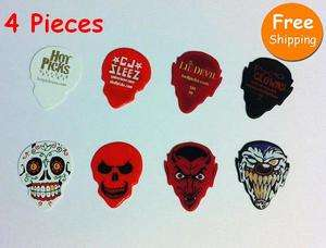 Halloween Vampire Skull Horror Scary Monster Guitar Pick (Cool