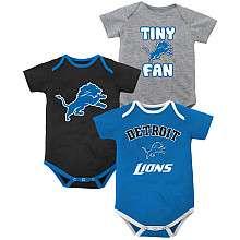 Detroit Lions Infant Clothing   Buy Infant Lions Apparel, Jerseys at